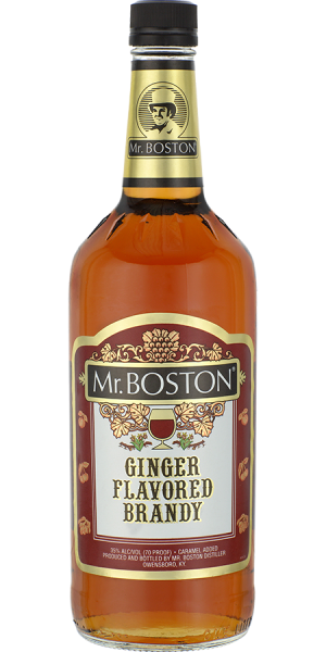 Mr Boston Ginger Brandy 1L