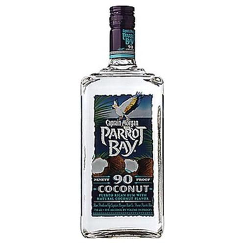 Parrot Bay Coconut Flavored Rum 90 Proof 750ml