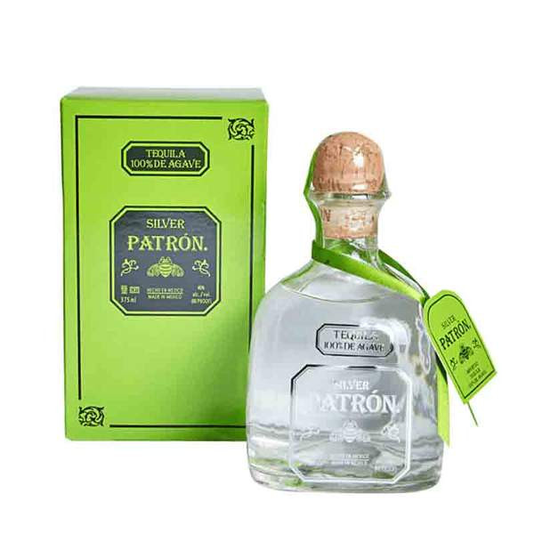 Patron Tequila Silver 375ml