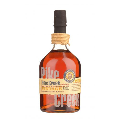 Pike Creek Port Barrel Finish Canadian Whisky 750ml