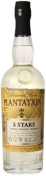 Plantation 3 Stars White Rum 750ml