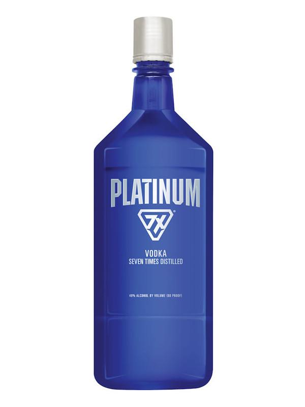 Platinum 7x Vodka 1.75 Ltr