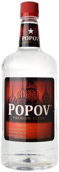 Popov Vodka 1.75 Ltr