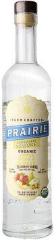 Prairie Sustainable Seasons Apple, Pear, & Ginger Organic Vodka 750ml