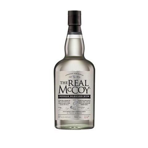 Real McCoy 3yr Silver Rum 750ml