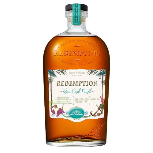 Redemption Rye Rum Cask Finish 750ml