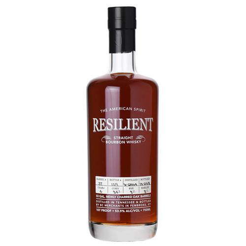 Resilient 16Yr  #126 Bourbon 750ml