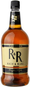 Rich & Rare Canadian Whisky 1.75 Ltr