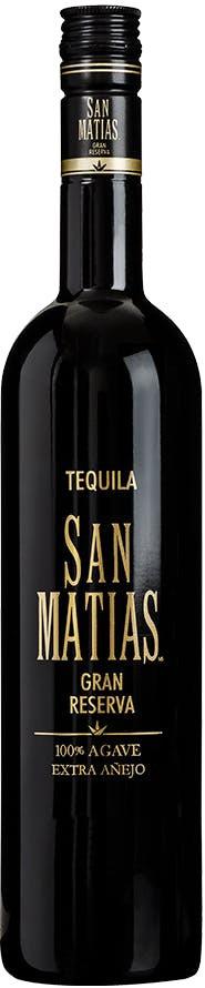 San Matias Gran Reserva Tequila 750ml