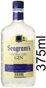 Seagram's Gin 375ml