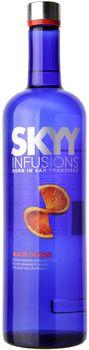 Skyy Blood Orange Flavored Vodka 1L