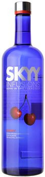 Skyy Cherry Flavored Vodka 1L