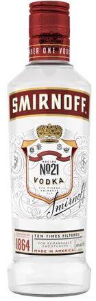Smirnoff Vodka Ltr