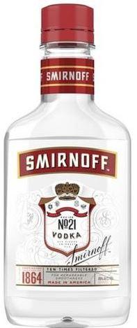 Smirnoff Vodka 375ml