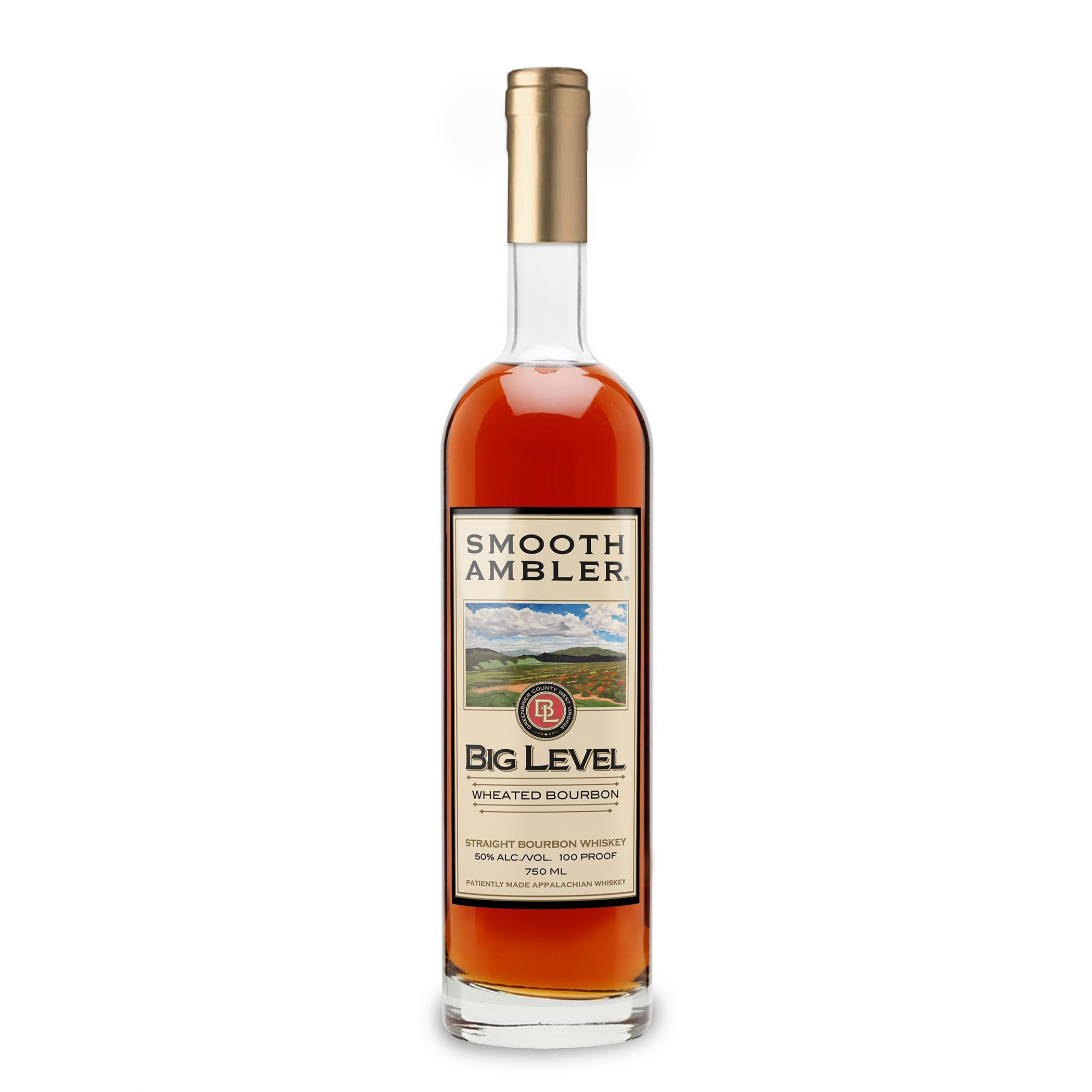 Smooth Ambler Big Level Wheated Bourbon 750ml