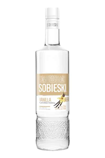 Sobieski Vanilla Flavored Vodka 1L