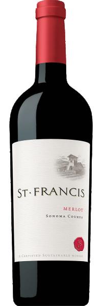 St Francis Merlot 750ml