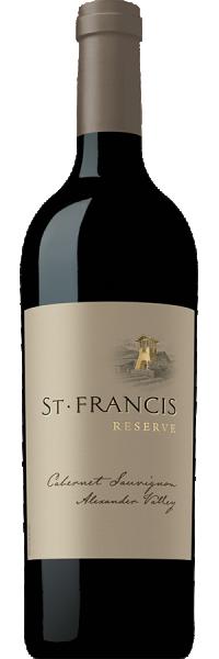 St Francis Reserve Cabernet Sauvignon 750ml