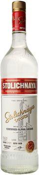 Stolichnaya Vodka 750ml