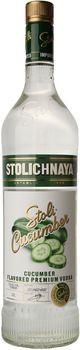 Stolichnaya Cucumber Flavored Vodka 1L