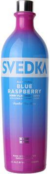 Svedka Blue Raspberry Flavored Vodka 1L