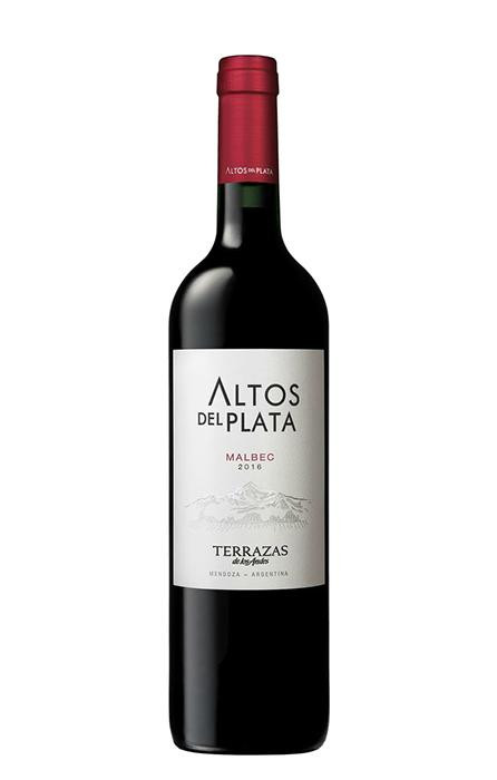 Terrazzas Altos Del Plata Malbec 750ml