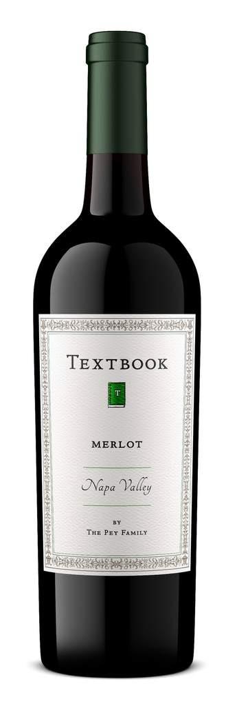 Textbook Merlot 750ml