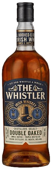 Whistler Double Oaked Irish Whiskey 750ml