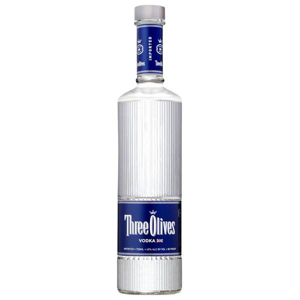 Three Olives Vodka 1L