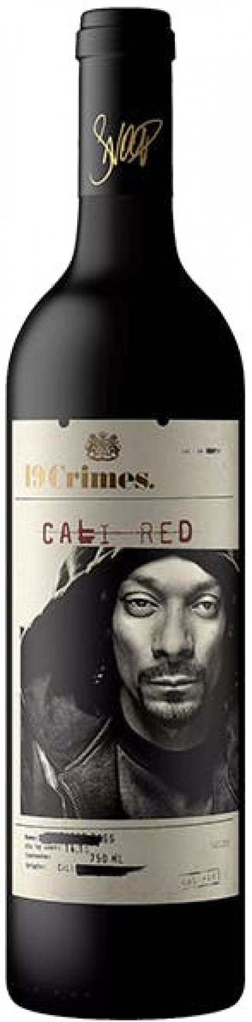 19 Crimes Cali Red 750ml