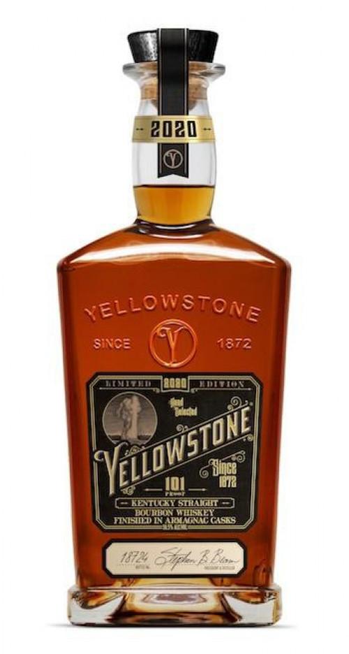 Yellowstone Kentucky Straight Bourbon Armagnac Cask Finish 750ml