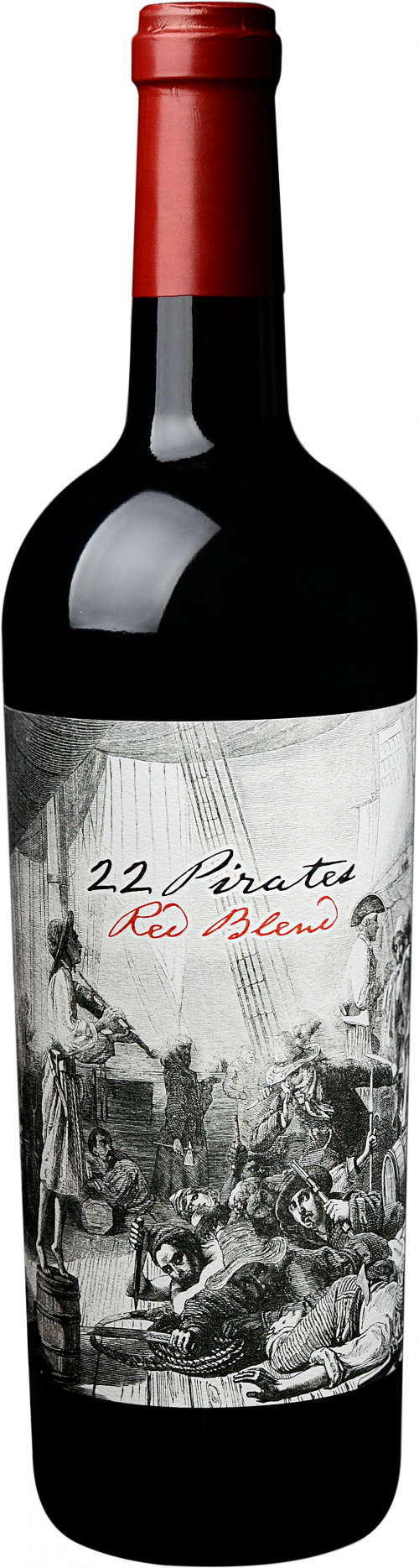 Clos LaChance 22 Pirates Red Blend 750ml