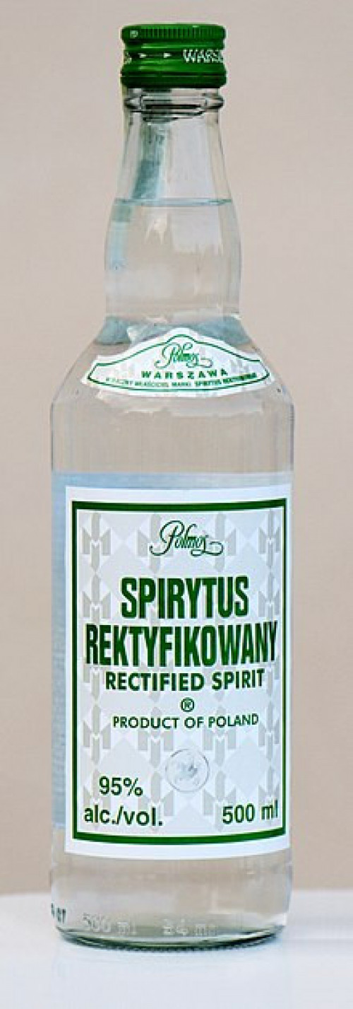 Spirytus Rectified Spirit 750ml