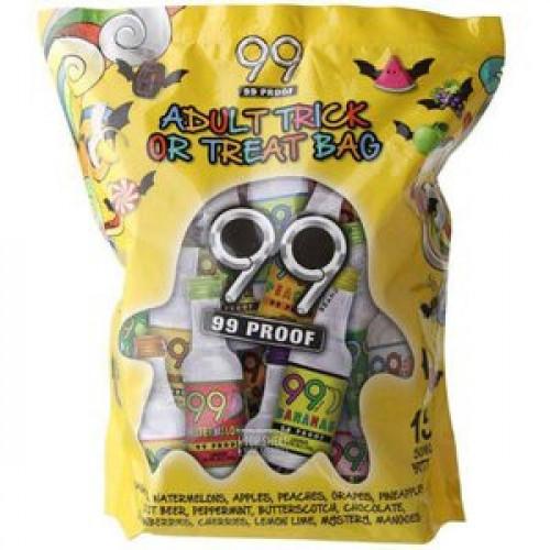 99 Brand Adult Trick or Treat 15Pk(50ml)
