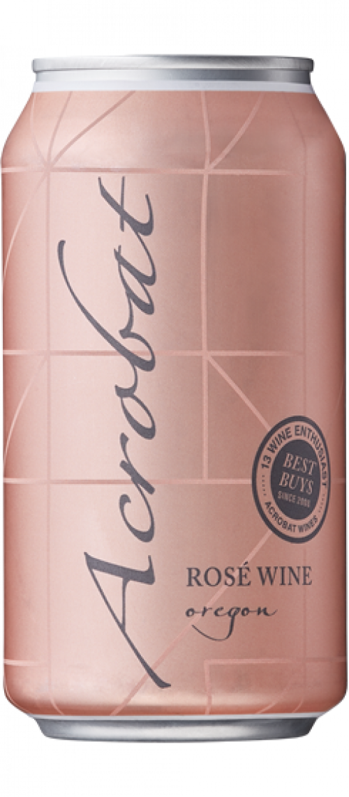 Acrobat Rose Can 375ml