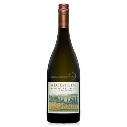 Adelsheim Chardonnay Willamette Valley 750ml