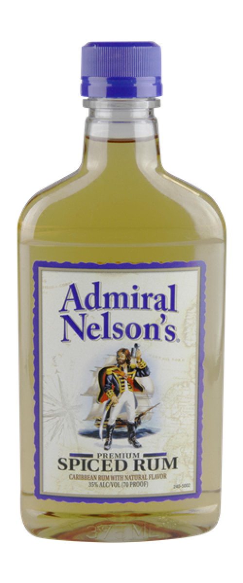 Admiral Nelson's Spiced Rum 200ml