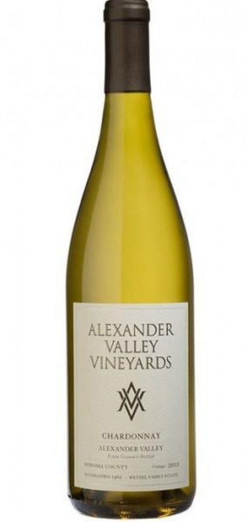 Alexander Valley Vineyards Chardonnay 750ml