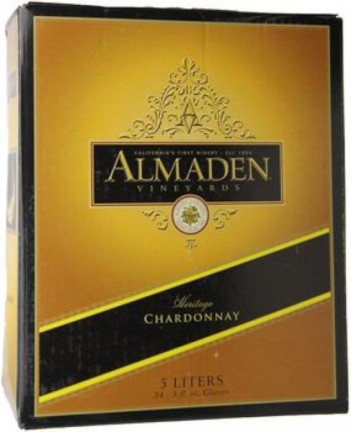 Almaden Chardonnay 5 Ltr