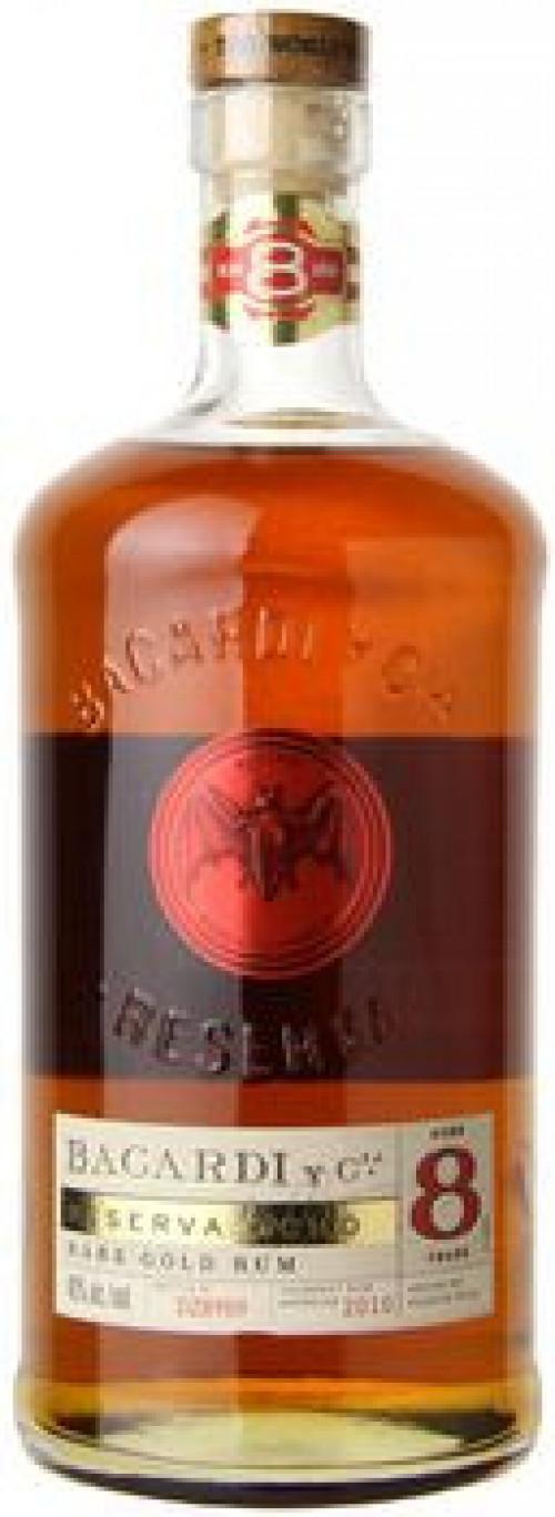 Bacardi Reserve 8yr Rum 750ml