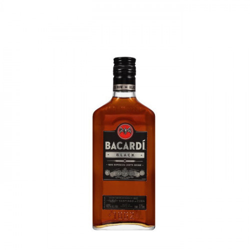 Bacardi Black Rum 200ml