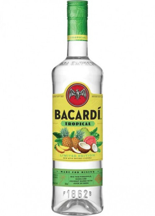 Bacardi Tropical Limited Release Flavored Rum L