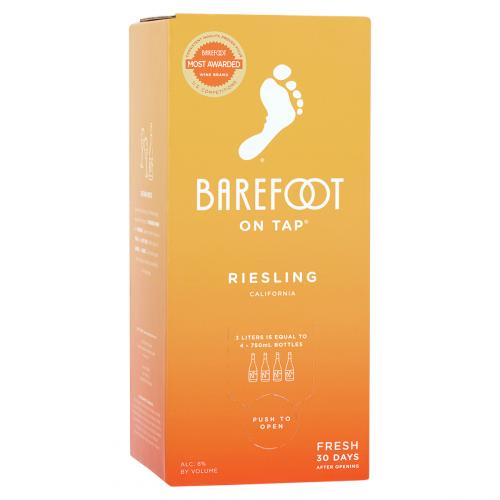 Barefoot Riesling 3Lt BIB