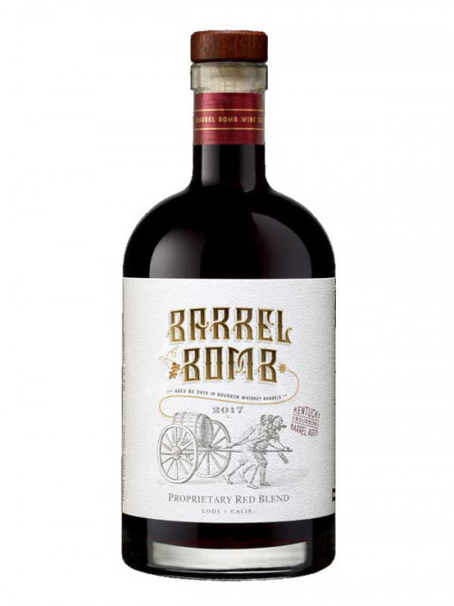 Barrel Bomb Bourbon Barrel Finished Cabernet Sauvignon 750ml