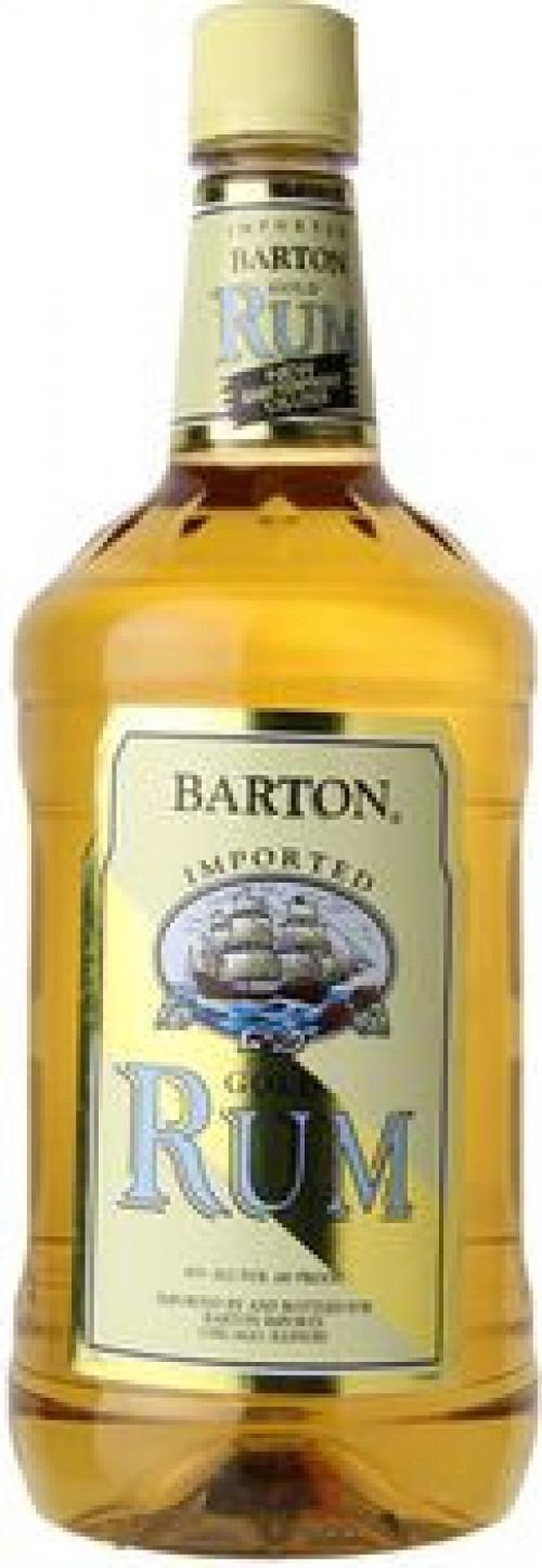 Barton Gold Rum 1.75 Ltr