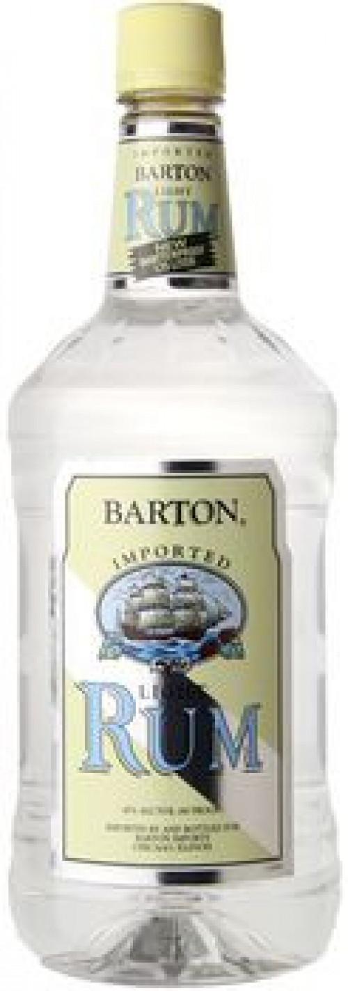 Barton White Rum 1.75 Ltr