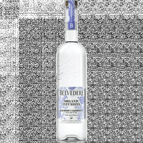 Belvedere Blackberry/Lemongrass Flavored Vodka 750ml