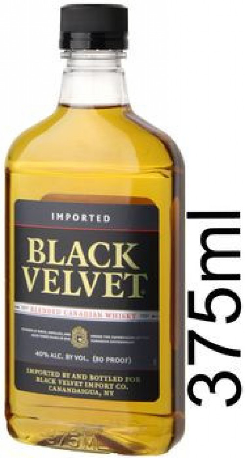 Black Velvet Canadian Whisky 375ml