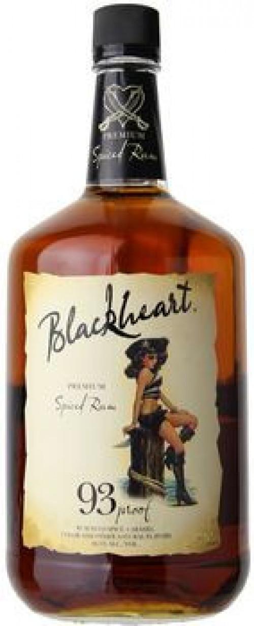Blackheart Spiced Rum 1.75 Ltr