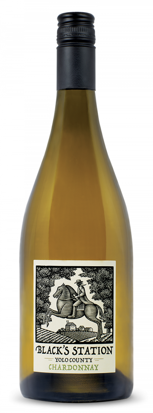 Black's Station Chardonnay 750ml